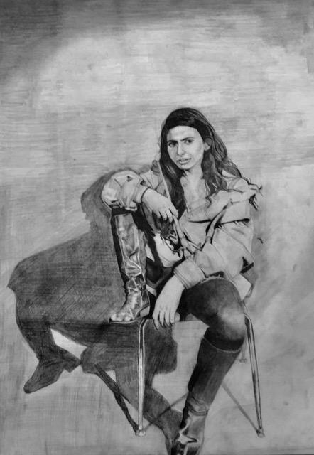 GAZE -- Aviva Rosenberg