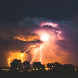 Voice of Thunder By Seraphim Chase