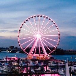 Ferris Wheel Pantoum by Maya Hernandez